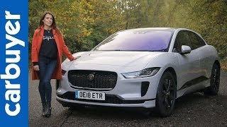 Download Jaguar I-Pace electric SUV 2019 in-depth review - Carbuyer Video