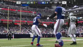 Download New York Giants VS. New York Jets Madden 17 Video