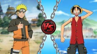 Download Naruto vs Luffy Video