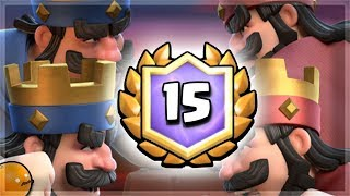 Download 2v2 CRL 15 Win Challenge Decks!| Clash Royale 🍊 Video