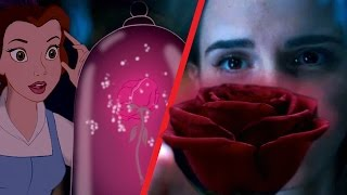 Download Beauty and the Beast Trailer Comparison: Then and Now (Animated vs. Live Action) Video