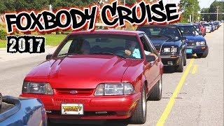 Download Mustang Week 2017 ///Foxbody Cruise Video
