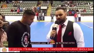 Download Interview with Dulla Baga Pind before final match at Sher e Punjab & Rajbir Raju Kabaddi Cup 2018 Video