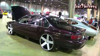 Download DCM '95 Impala SS on 24″/26″ DUB Baller Wheels, BRUSHED FACE - 1080p HD Video