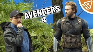 Download Fans Are Over the Russo Bros' Latest Avengers 4 Troll (Nerdist News w/ Jessica Chobot) Video