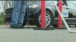Download Mercer County students compete in driving competition Video
