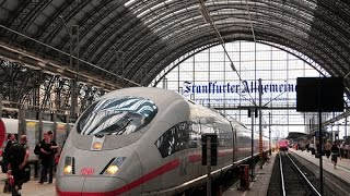 Download A Walk Around The Frankfurt Hauptbahnhof Video