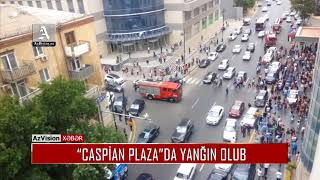 Download CASPİAN PLAZA YANIR Video