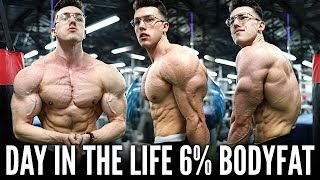 Download The Reality of Being 6% Body Fat DAY IN THE LIFE | 6 Days Out... Video