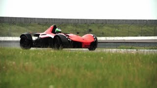 Download The BAC Mono: 280hp, 540kg. Wet and Drifty. - /CHRIS HARRIS ON CARS Video