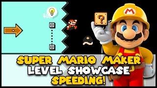 Download SpeeDING! Level Showcase | Super Mario Maker Video