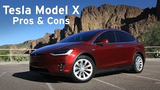 Download Tesla Model X - Pros & Cons - Driving Review - Everyday Driver Video
