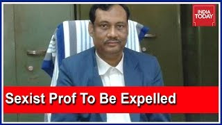 Download Sexist Professor To Be Expelled From Jadavpur University After Students Protest Video