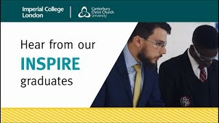 Download Hear from our INSPIRE graduates Video