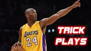 Download Greatest Trick Plays in Basketball History Video
