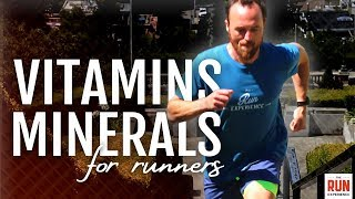 Download 10 Key Vitamins And Minerals For Runners Video