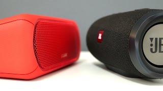 Download Sony SRS-XB30 vs JBL Charge 3 Wireless Speaker Comparison Video
