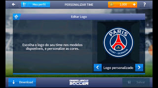 Download Kits PSG 2017/2018 para DLS 17! Dawnloads completos″ Video