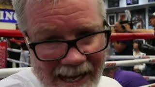 Download ROACH ON LOMACHENKO-RIGONDEAUX: HE CAN'T PLAY WITH GUYS LIKE THAT″ I'M PICKING.... Video