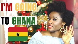 Download I'M GOING TO GHANA! | Fully-Funded Study Abroad: My Testimony Video