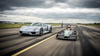 Download Porsche 918 Spyder vs. GreenTeam E0711-5 Video