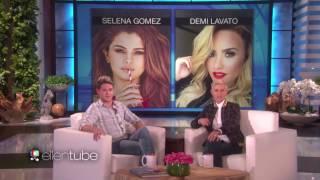 Download Niall on Ellen Show Vostfr Video