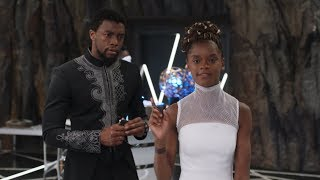 Download 2 NEW Black Panther Movie Clips + Trailers Video