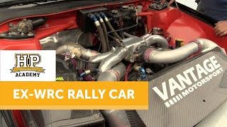 Download [TECH TALK] 850 hp WRX with no head gasket?! | ex-WRC Hill Climb winner Video