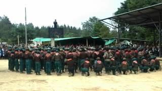 Download Ejercicio del caracol encadenado, EZLN Video