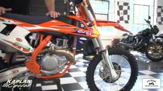 Download 2017.5 KTM SXF450 Factory Edition Video