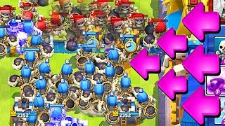 Download 20+ GIANT SKELETONS : Clash Royale : NEW UPDATE IS AMAZING! Video