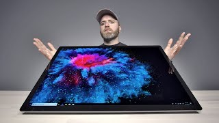 Download The Enormous Microsoft Surface Studio 2 Video