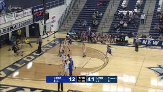 Download UNH WBB vs Colby Sawyer Highlights 11/29/17 Video