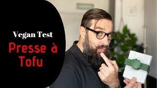 Download Vegan Test - Presse à Tofu Video