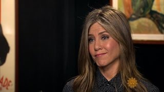 Download A chat with Jennifer Aniston Video