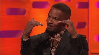 Download Jamie Foxx Funny Moments On The Graham Norton Show Video