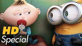 Download DIE MINIONS Trailer & Filmclips Deutsch German (2015) Video