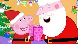Download Peppa Pig English Episodes 🎄 Santa's Grotto 🎄 Peppa Pig Christmas | Peppa Pig Official Video