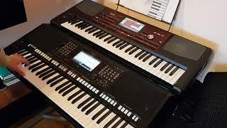 Download Yamaha PSR-S775 vs. Korg Pa700 - 8 Beat Style Video