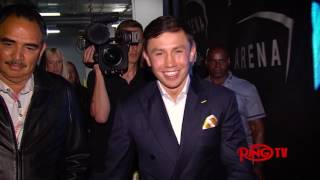 Download Golovkin shares his reaction to Canelo fight being made Video