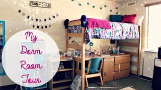 Download MY COLLEGE DORM ROOM TOUR | Tasha Farsaci Video