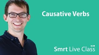 Download Causative Verbs - Smrt Live Class with Shaun #21 Video