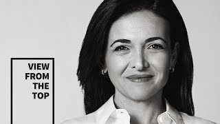 Download Sheryl Sandberg, COO of Facebook, on Using Your Voice For Good Video