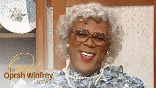 Download Oprah Interviews Tyler Perry's Madea   The Oprah Winfrey Show   Oprah Winfrey Network Video