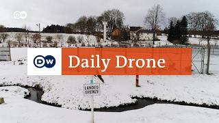 Download #DailyDrone: Mödlareuth Video