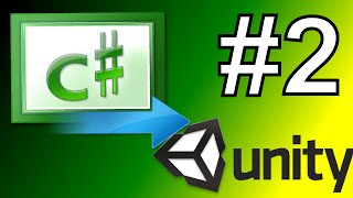 Download 2. Unity C# Scripting Tutorial For Beginners- Understanding the First C# Script Video