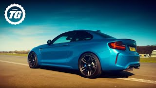 Download Chris Harris Tests The BMW M2 | Top Gear: Series 23 Video