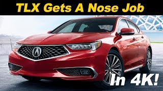Download 2018 Acura TLX A-Spec Review and Road Test in 4K UHD! Video