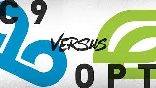 Download C9 vs. OPT - Week 1 Day 2 | NA LCS Summer Split | Cloud9 vs. OpTic Gaming (2018) Video