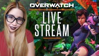Download Overwatch Stream - Practicing other Heroes - EU Servers Video
